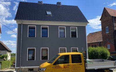 Bauvorhaben Schraps / Krause in Rositz