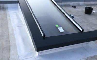 Flachdach | Dachfenster XXL